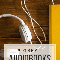 9 Great Audiobooks