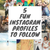 5 Fun Instagram Profiles