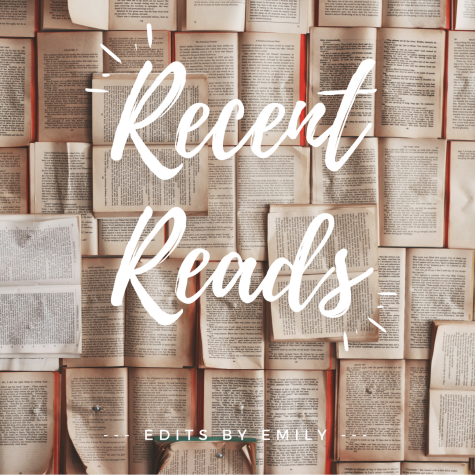 Recent Reads vol 2 graphic