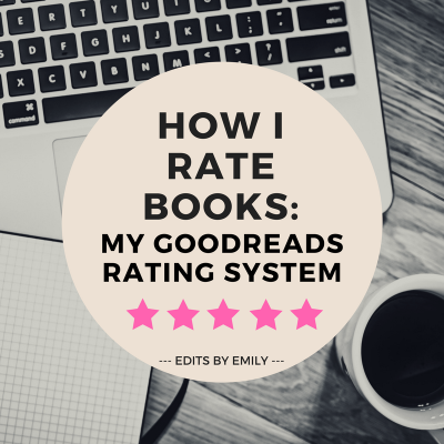 goodreads rating system