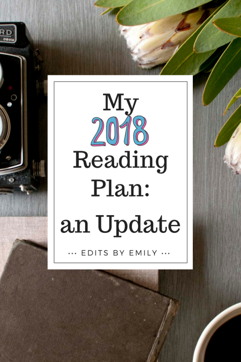 2018 Reading Challenge update